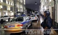 รัสเซียจับกุมตัวกลุ่มคนร้ายที่วางแผนก่อเหตุระเบิดในกรุงมอสโคว์