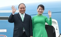 นายกรัฐมนตรี เหงวียนซวนฟุกเริ่มการเยือนประเทศไทยอย่างเป็นทางการ