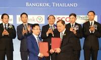นายกรัฐมนตรีเหงวียนซวนฟุกเข้าร่วมฟอรั่มความร่วมมือด้านเศรษฐกิจเวียดนาม-ไทย