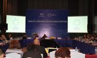 ข่าวการประชุมเอเปก – แลกเปลี่ยนประสบการณ์ส่งเสริมการให้บริการสาธารณสุขแก่ประชาชนทุกคน