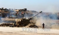 กองทัพอิรักโจมตีฐานที่มั่นสุดท้ายของกลุ่มไอเอสในเขตทางทิศตะวันตกเฉียงเหนือ
