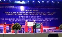 งานนิทรรศการภาพถ่ายและภาพยนตร์สารคดีของประเทศอาเซียนในเวียดนาม