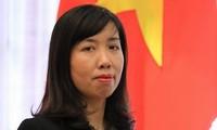 เวียดนามเรียกร้องให้จีนไม่มีปฏิบัติการที่ทำให้สถานการณ์ในทะเลตะวันออกตึงเครียดมากขึ้น