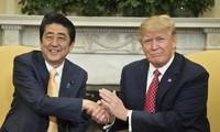 สหรัฐและญี่ปุ่นร่วมมือเพื่อกดดันให้เปียงยางเปลี่ยนแปลงนโยบาย