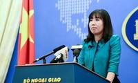 กระทรวงการต่างประเทศติดตามสถานการณ์ชาวเวียดนามในประเทศเม็กซิโกหลังเกิดเหตุแผ่นดินไหว