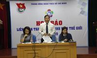 คณะผู้แทนเวียดนามเข้าร่วมงานมหกรรมเยาวชนและนักศึกษาโลกครั้งที่ 19 ณ ประเทศรัสเซีย