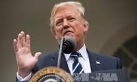 นาย  โดนัล ทรัมป์ ประธานาธิบดีสหรัฐประกาศยกเลิก โครงการ โอบามาร์แคร์