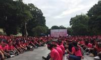 ร่วมแรงร่วมใจยุติการใช้ความรุนแรงต่อสตรีและเด็กหญิง