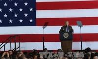 ประธานาธิบดีสหรัฐตั้งความหวังต่อการพบปะกับประธานาธิบดีรัสเซีย