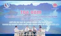 เยาวชนกับการพัฒนาอย่างยั่งยืนและการปกป้องอธิปไตยเหนือทะเลและเกาะแก่งของเวียดนาม