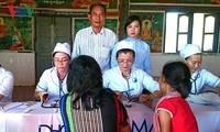 น้ำใจของประชาชนกัมพูชาที่มีต่อแพทย์เวียดนาม