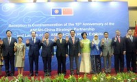กระชับความสัมพันธ์หุ้นส่วนยุทธศาสตร์อาเซียน-จีน