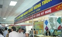 Northern Vietnam Agriculture and Handicrafts Fair opened
