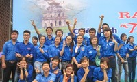 """7,000 people join the """"I love Hanoi"""" campaign"""