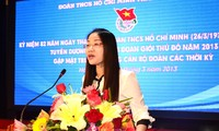 The Ho Chi Minh Youth Union celebrates its 82nd founding anniversary
