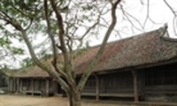 Tra Co communal house, a symbol of Vietnamese culture