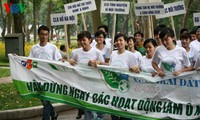 Vietnam responds to Earth Day 2013