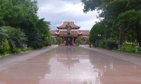 Visiting Quang Trung museum in Binh Dinh