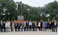 Vietnam celebrates the 96th anniversary of the Russian October Revolution