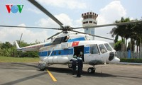 Malaysian jet search and rescue activities from emergency to regular mode