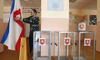 Crimea holds national referendum