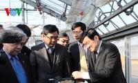 State President Truong Tan Sang visits Japan