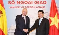 Vietnam, Spain enhance bilateral ties