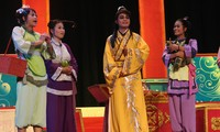 Cai Luong (reformed opera) entertains young audience