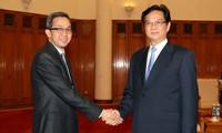 Prime Minister Nguyen Tan Dung receives Brunei Ambassador