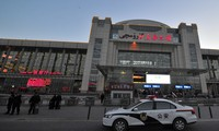 Terrorist attack at Xinjiang's train station killed and injured dozens