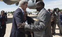 US Secretary of State in South Sudan to speed up peace process