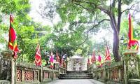 Kinh Duong Vuong temple