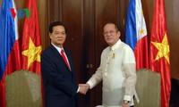 Vietnam, Philippines strengthen ties