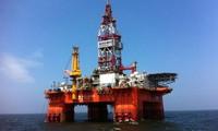 China moves and anchors its oil rig Haiyang Shiyou- 981