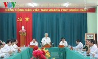 Hau Giang province urged to focus on agricultural production