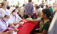 Healtcare services focus on southwestern sea and islands