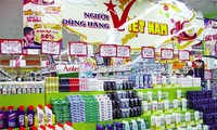 Buying made-in-Vietnam products contributes to national economic growth