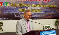 Meeting in Ho Chi Minh city to mark Romania's 96th National Day