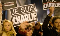 Worldwide street rallies show solidarity with France over Charlie Hebdo attack