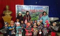 VOV5 presents Tet gifts to the poor in Ha Giang
