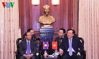 Vietnam, Laos to boost judicial cooperation