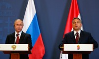 Hungary, Russia seek closer energy, gas transit ties