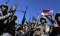Iraq drives IS from al-Baghdadi
