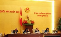 The NA Standing Committee opens its 36th session
