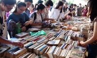 2nd old book festival opens in Hanoi