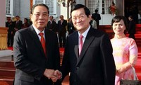 Boosting Vietnam-Laos comprehensive cooperation