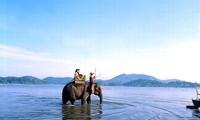 Legendary beauty of Lak lake