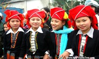 Naming customs of the Giay ethnic people