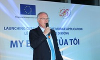 New app introduces European Union to Vietnamese