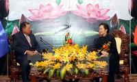 Laos, Cambodia hail Vietnam's April 30th historic victory